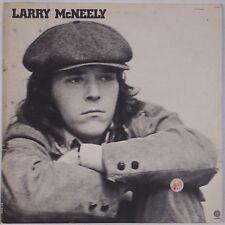 LARRY MCNEELY: Self Titled CAPITOL ORIG Vinyl LP '71 Glen Campbell FOLK Psych