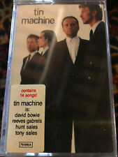 ITALY   MC NEW  Tin Machine David Bowie  -( NO LP CD 13