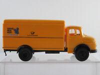 """Brekina Mercedes-Benz L 323 Paketkraftwagen (1960)""""DEUTSCHE BUNDESPOST"""" 1:87/H0"""