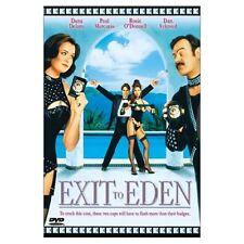EXIT TO EDEN DVD - Aykroyd Rosie O'Donnell S&M