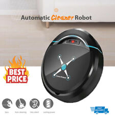 Smart Robotic Vacuum Cleaner Auto Robot Sweeping Mopping Pet Hair Cleaning NEW