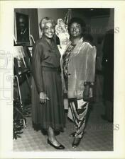 1991 Press Photo Carver Garden Committee members at Carver Cultural Center