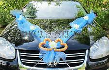 Girlande für Dekoration von Brautauto Hochzeit Autodeko Autoschmuck, AM001-010