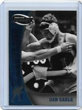 2009 PRESS PASS FUSION DAN GABLE WRESTLING CARD #86 ~ IOWA STATE ~ OLYMPIC ~ QTY