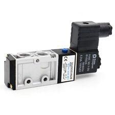 Pneumatische MVSC-220-4E1 AC 220V 2 Position 5 Wegeventil 1/4 zoll Magnetventil