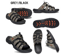 Keen Targhee III Slide Grey/Black Men's sizes 7-15/NEW!!!