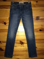 *ABERCROMBIE & FITCH* Women's Juniors PERFECT STRETCH ERIN Jeans Size 2R W26 L33