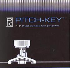 Pitch-Key Guitar or 5-string Banjo String Pitch Changer