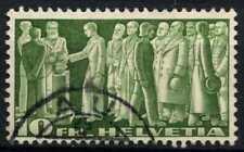 Comoro Islands 1938-1954 SG#390c 10f Green Federal Parliament Used #D71066