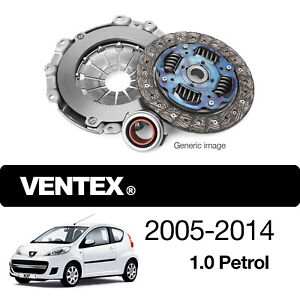 NEW UPRATED CLUTCH KIT | For Peugeot 107 | 2005-2014 | 1.0 Petrol