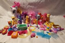 My Little Pony Lot Of 12 (2010) HASBRO Various sizes and types - lot of acc.