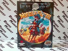 NORT & SOUTH + WORLDS OF LEGEND SON OF THE EMPIRE PC BIG BOX ITALIANO COMPLETO