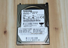 """Toshiba MK1031GAS 100 GB,Internal,4200 RPM,2.5"""" (HDD2A02) HDD"""