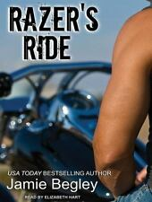 By Jamie Begley - Razer's Ride (Last Riders) (MP3 - Unabridged CD) (2014-09-30)