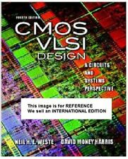 CMOS VLSI Design: A Circuits and Systems Perspective (Int' Ed Paperback)4ED
