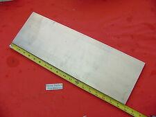 "3/8"" X 6"" ALUMINUM 6061 FLAT BAR 18.7"" long .375"" SOLID PLATE Mill Stock New"