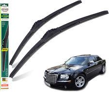 """Chrysler 300 C 2004-2010 Heyner Exclusive pare-brise Balais d/'essuie-glace 22/"""" 22/"""" Set"""