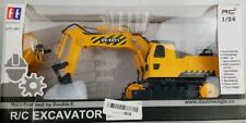 DOUBLE E Remote Control Excavator Full Functional Construction Tractor Recharge