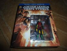 Justice League vs. Teen Titans (BD+DVD+Digital HD Limited Edition Gift set)