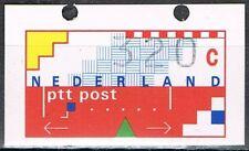 ATM automaatzegel Klussendorf 26 320 cent, nagenoeg hele transportgaten