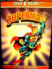 Superman And Other Cartoon Treasures (Dvd) World Ship Avail!