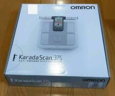 OMRON KARADA Scan Body Composition & Scale HBF-375 Weight Management New F/S