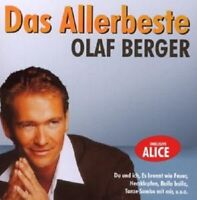 "OLAF BERGER ""DAS ALLERBESTE"" CD NEU"