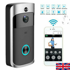 WiFi Wireless Ring Video Doorbell Security Phone Bell Camera Intercom 720P HD OR