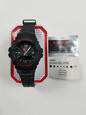 Casio G-Shock G100-1BV Men Wrist Mud Watch Black Red Military Rugged Spartan