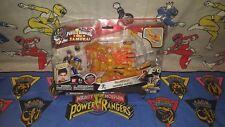 Power Rangers Zord Vehicle with Figure - Clawzord and Samurai Ranger Antonio