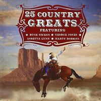 25 Country Greats - CD - BRAND NEW SEALED - GREATEST HITS VERY BEST OF