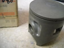 NOS OEM Yamaha Piston O/S 0.25 1984-1987 YZ80 Competition Motocross 58T-11635-01
