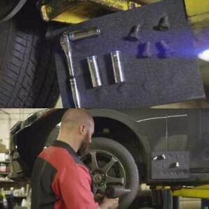 Car Repair Accessories Mag-Pad Magnetic Pad Holds Repair Tool Storage Mat