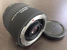 Sigma Teleconverter Lens Apo Tele Converter 2X Ex Dg For Sigma