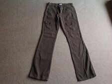 Joie Cargo Trousers Pants ASO Bella Swan Twilight - Khaki Green - Size 27 - ALT