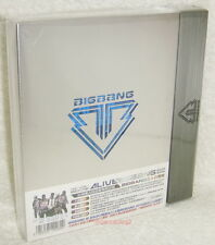 Big Bang Vol.5 Alive Taiwan CD +PVC Poster (All member metal case ver.) Big Bang