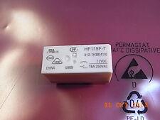Hf115f-t/012-1h3b Hongfa compatible con Eberle 0429 01 2701 Coil 12v 16a 250vac