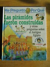 Las piramides fueron construidas, Spanish 1997