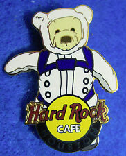 HOUSTON TEXAS NASA ASTRONAUT HERRINGTON CITY *POLAR* BEAR Hard Rock Cafe PIN