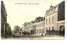 CP 59 NORD - La Gorgue - Rue de la Gare