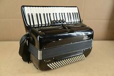 Soprani Ampliphonic Coletta 120 Bass Accordion w/ Case Made in Italy - Serviced