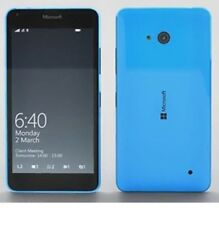 "4G LTE Microsoft Windows Lumia 640 XL - 8GB  5.7"" BLUE Unlocked Smartphone GPS"