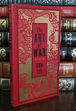 THE ART OF WAR by SUN TZU Brand New Leather Collectible Gift Book