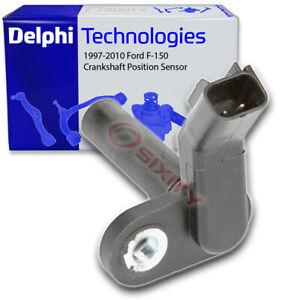Delphi Crankshaft Position Sensor for 1997-2010 Ford F-150 4.6L 5.4L V8 vz