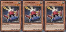 Card Trooper 1st X 3 RYMP-EN006 Common Yugioh
