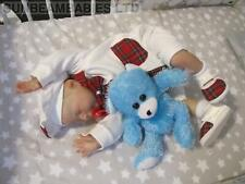 "20"" REBORN DOLL BOY BOUNTIFUL BABY BEN SCHENK BY ARTIST DAN OF **SUNBEAMBABIES**"