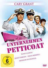 Unternehmen Petticoat - mit Cary Grant & Tony Curtis - Filmjuwelen DVD