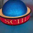 Vintage Schlitz Beer Rotating Motion Globe Bar Sign 1961 Good Vintage Condition