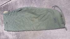 Vintage USMC Sleeping Bag Comforter Feather Filled