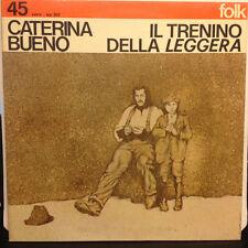 33 LP CETRA FOLK 45  Caterina Bueno – Il Trenino Della Leggera 1976